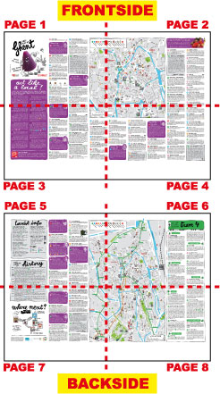MAP « Ghent « *** USE-IT *** TOURIST INFO FOR YOUNG PEOPLE ...
